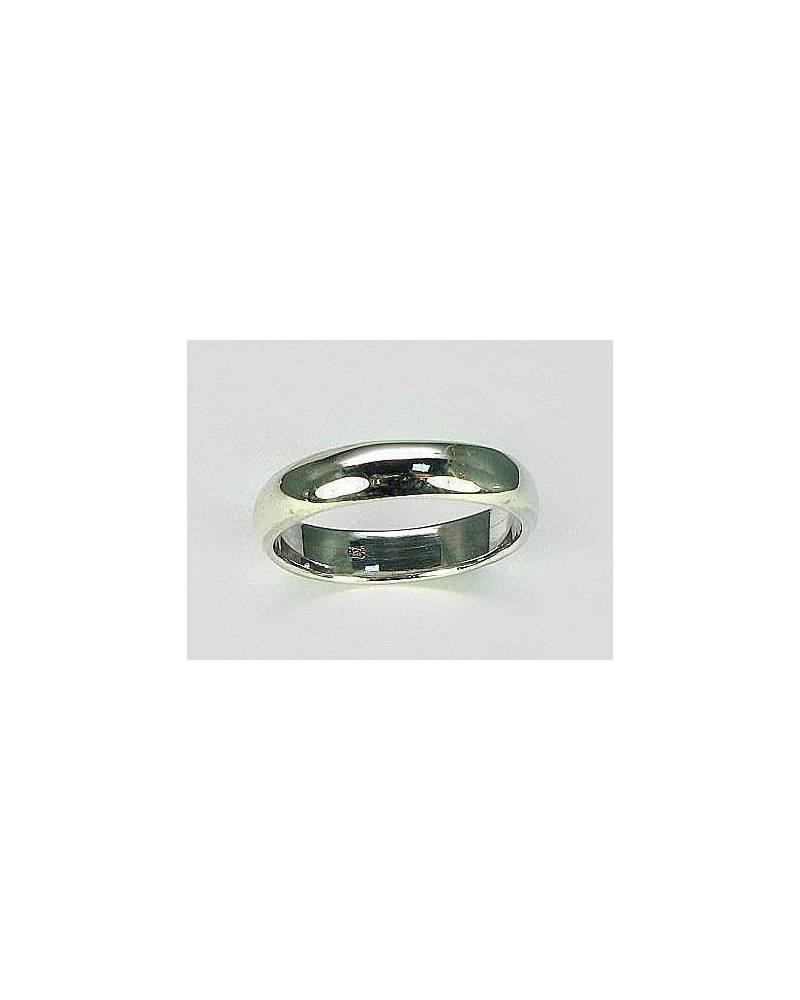 Sutuoktuvių žiedas (Žiedas storis 6mm), Sidabras9250