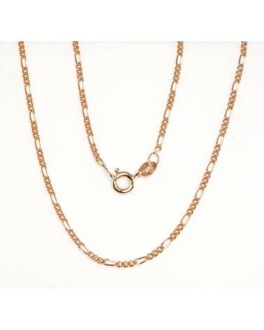 Sidabrinė grandinėlė(PAU-R) (Grandinėlės nėrimas: Figaro, briaunų apdirbimas deimantu), Sidab0