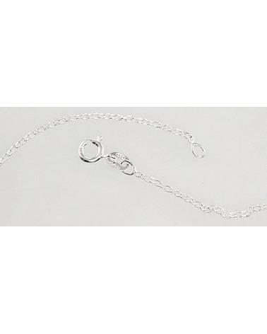 Sidabrinė grandinėlė (Grandinėlės nėrimas: Anchor round), Sidabras9251