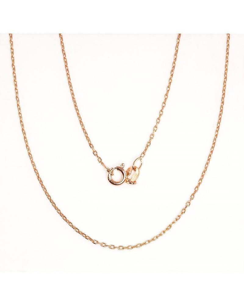 Sidabrinė grandinėlė(PAU-R) (Grandinėlės nėrimas: Anchor, briaunų apdirbimas deimantu), Sidab0