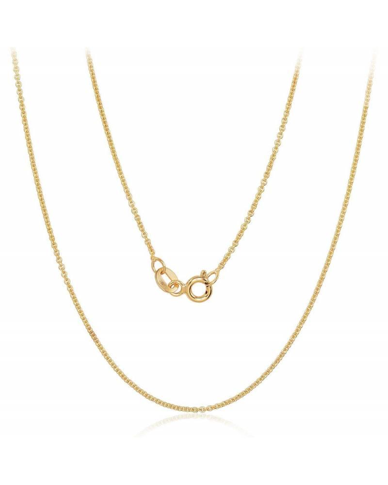 Auksinė grandinėlė(AU-Y) (Grandinėlės nėrimas: Anchor), Geltonas auksas5850