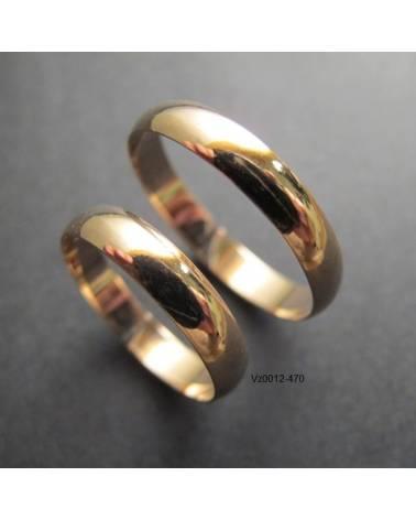 Vestuviniai žiedai (pora)