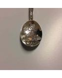 Suvenyrinis sidabrinis šaukštelis