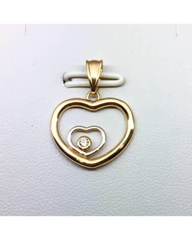 Pakabukas - širdelė